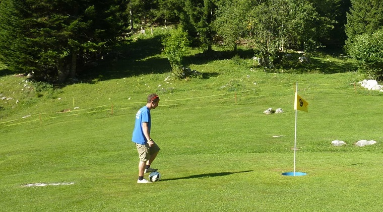 Footgolf Basseruche 18 trous