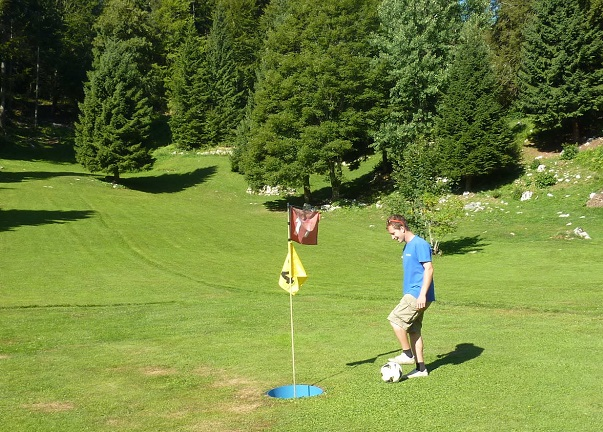 Footgolf Basseruche